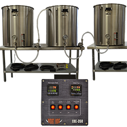 Turnkey Electric Brewery