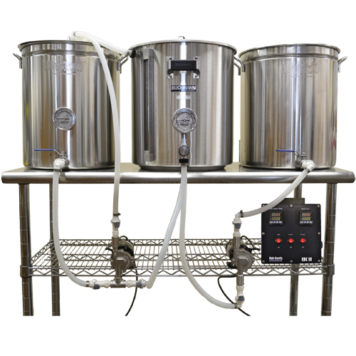 Build Your Own Electric Brewery
