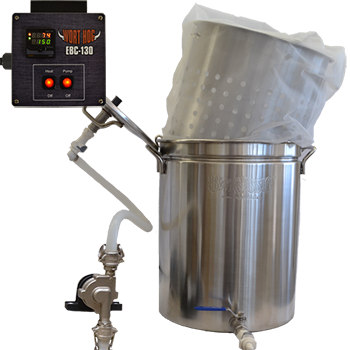 Electric Brewing System 120v For 5 Gallon Batches