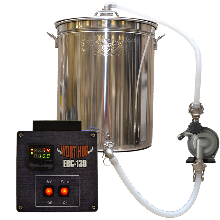 how to build an electric brewing system