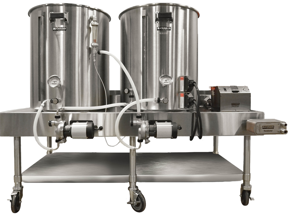 Blichmann Breweasy Turnkey Brewing Systems