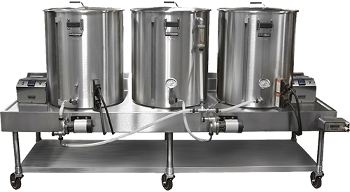 Brewing System │ Electric │ Blichmann 1bbl Gallon Turnkey