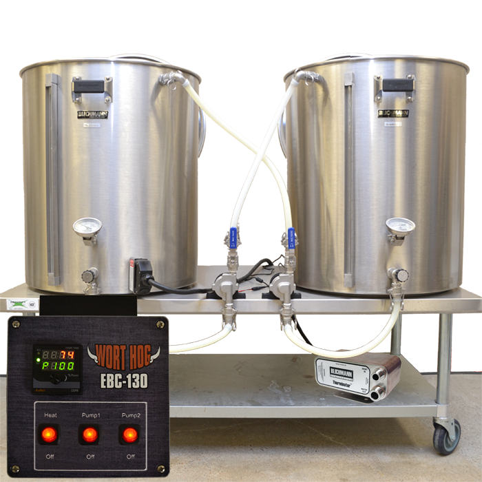 Build Your Own Brewing System