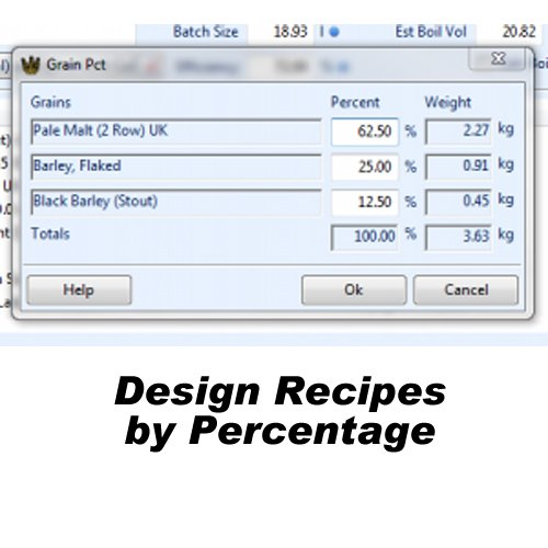 Beersmith 2 brewing software electronic key for Brewery layout software