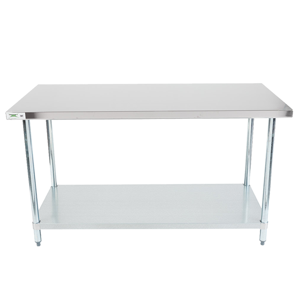 Work Table Stainless Steel X In - 30 x 60 stainless steel work table